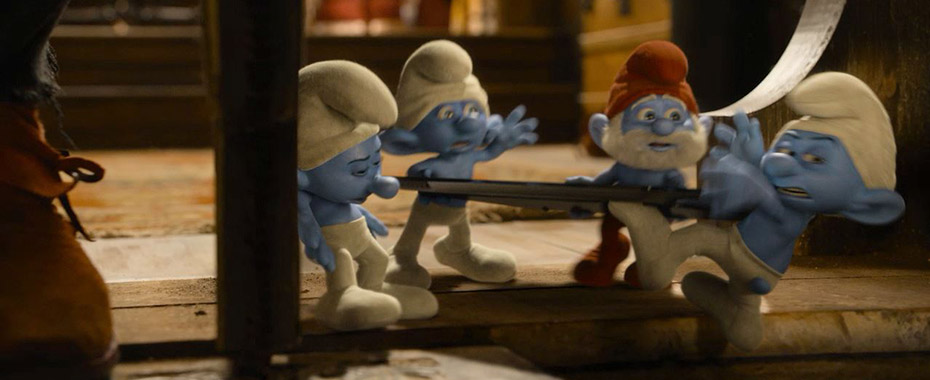 Smurfs 2 - Tablet